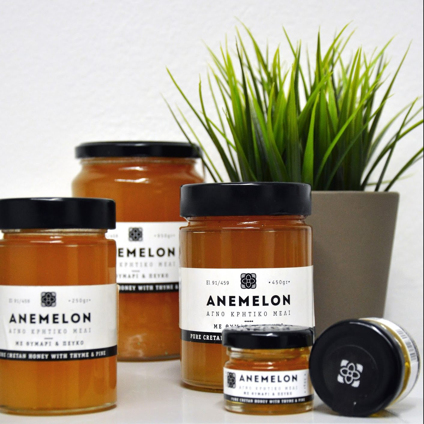 ANEMELON awarded packaging